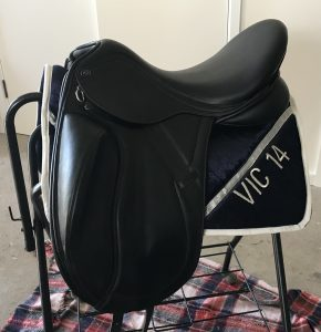 Carl Hester PDS Saddle
