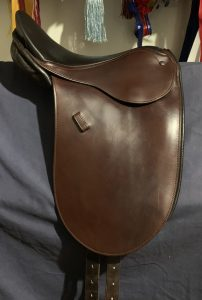 Daizi Pony Saddle 13""
