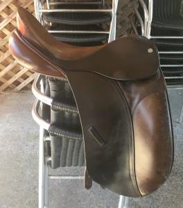 Old Style County Saddle