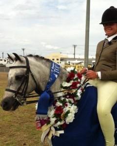 Koora-lyn Smith - Small Hunter Pony