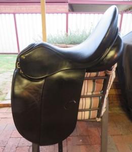 Henri de Rivel Classic Deep Seat Dressage Saddle