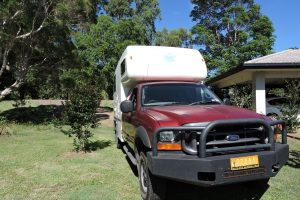 Ford F250XL Matilda 4 berth Motorhome