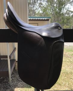 Children's Show Saddles - both 14 inch.