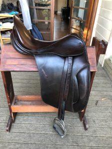 Don Stuart Comboyne Dressage/Show Saddle