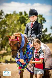 Yartarla Park Mercedes - Open Small Pony