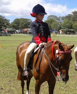 Kolbeach Cheerful - Riding Pony Broodmare