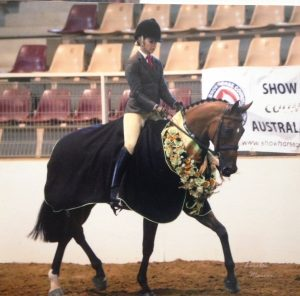 Superstitious - Small Hunter Hack Qualified GN 2019