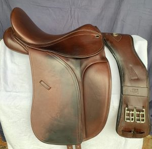 County Perfection Saddle  - 16inch