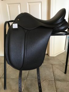 Brand New - Loxley PS show saddle