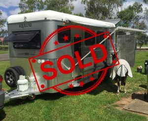 SOLD!! - 2017 Equiluxe Float