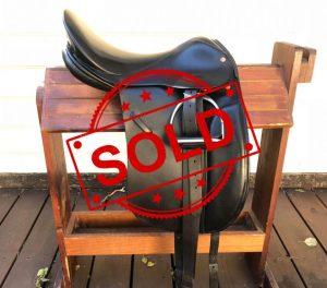 SOLD! - Windsor Esquire Black Saddle
