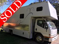 SOLD! - Small Ladies Truck