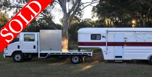 SOLD!! - Truck and Gooseneck Package