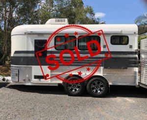 SOLD! - 2015 Steed 2HAL Float