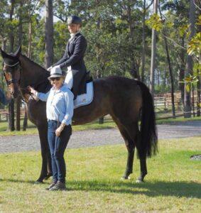 Schoolmaster FEI Dressage Mare