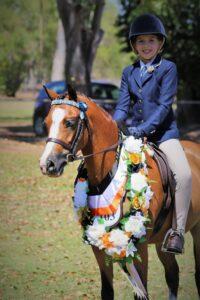 Bordershow Neverending Story - Small Pony