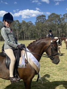Paulgren Park Melody - Small Hunter Pony