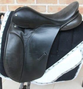 English Pony Saddle - 15inch
