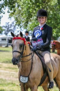 Beautiful Child's Open Large Pony