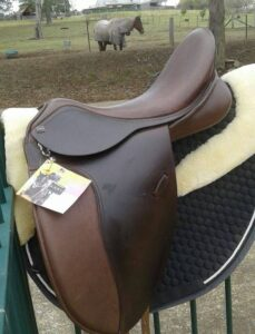 Anky Dressage Saddle - 17.5 inch